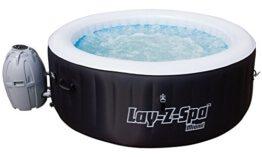 Pool von Bestway zum Aufblasen mit Whirlpoolfunktion